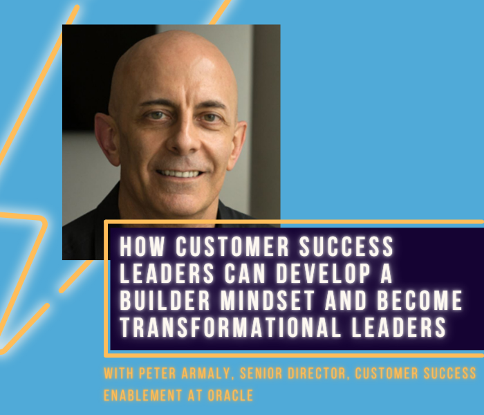 CS Leaders Are Transformation Champions