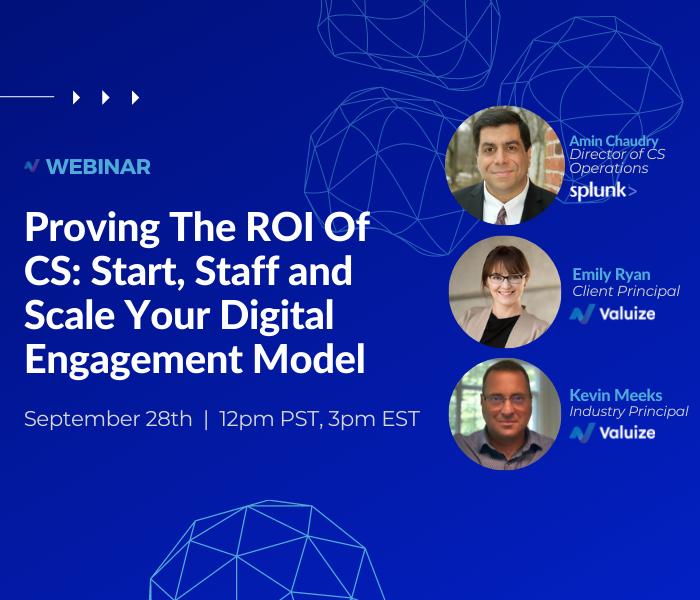 Scale Your Digital Customer Success Model